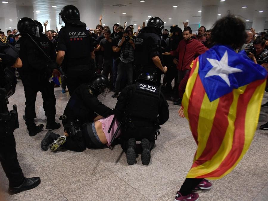 (Photo by Josep LAGO / AFP)