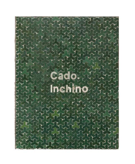 Diego Miguel Mirabella, Cado.Inchino, 2019,  ceramica e ferro 60x46, opera venduta ad ArtVerona dalla galleria Studio SALES di Norberto Ruggeri (Roma). Il range di prezzo dell'artista varia tra i 1.800 e i 2.400 euro