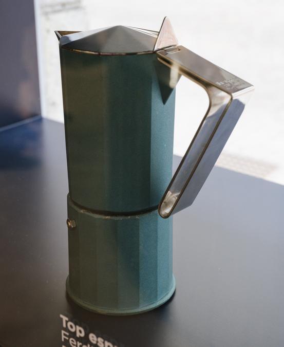 Top espresso maker di Ferdinand Porsche (Credit Giulio Iacchetti)