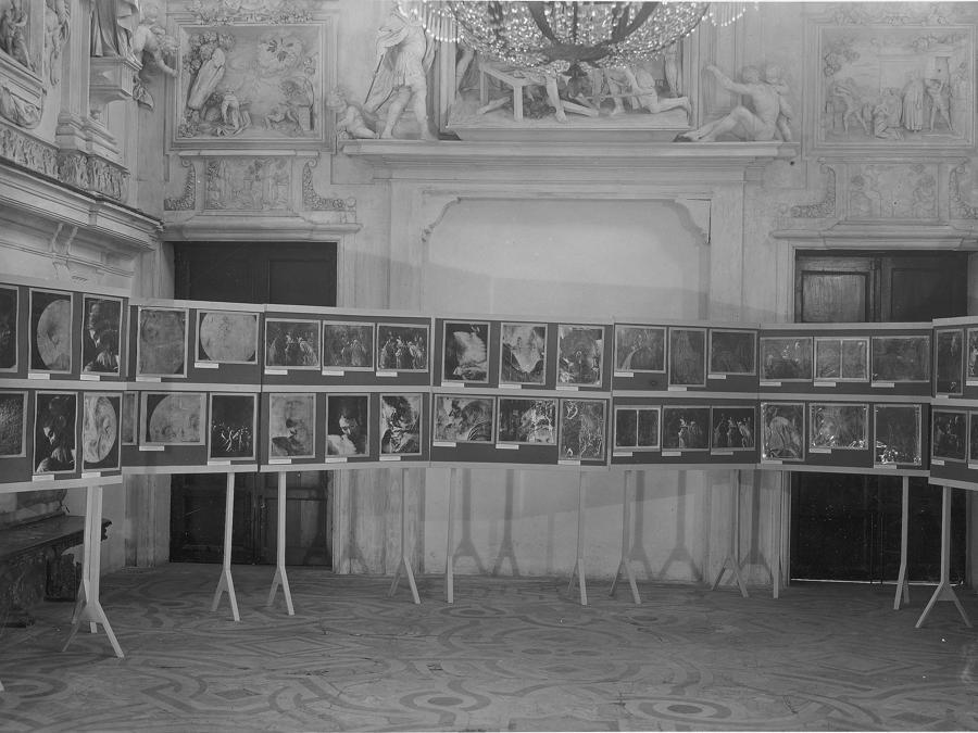 Fotografia concessa dall'Archivio Fotografico Documentazione Restauri, Istituto Superiore per la Conservazione ed il Restauro ©ISCR-MiBAC