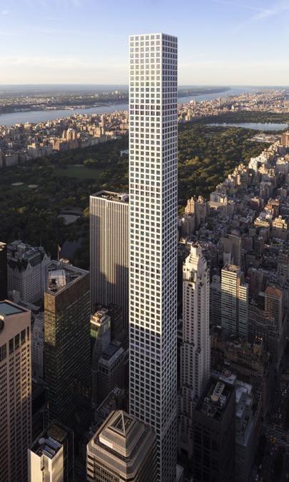 New York, 432 Park Avenue di Rafael Vinoly