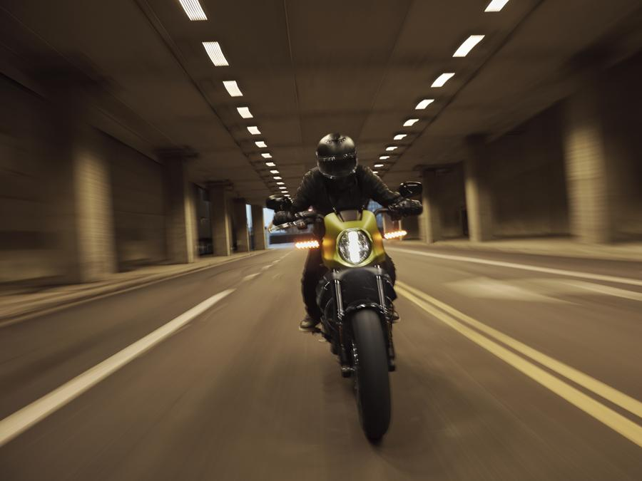 Harley-Davidson LiveWire.