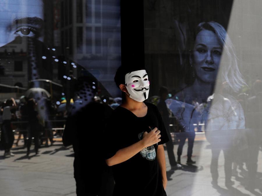 (REUTERS/Tyrone Siu)