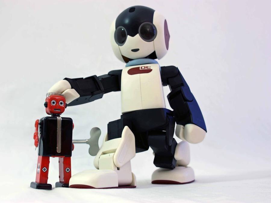 Robot a molla e Robi