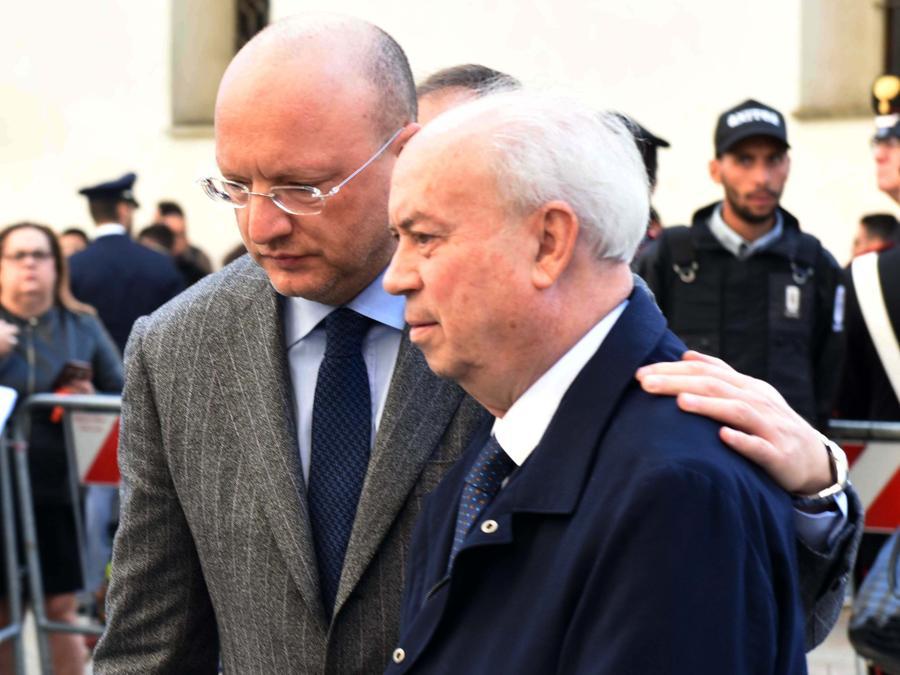 Vincenzo Boccia e Claudio Benedetti (Imagoeconomica)
