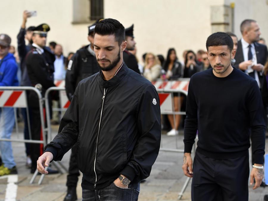Matteo Politano e Stefano Sensi (Italy Photo Press)