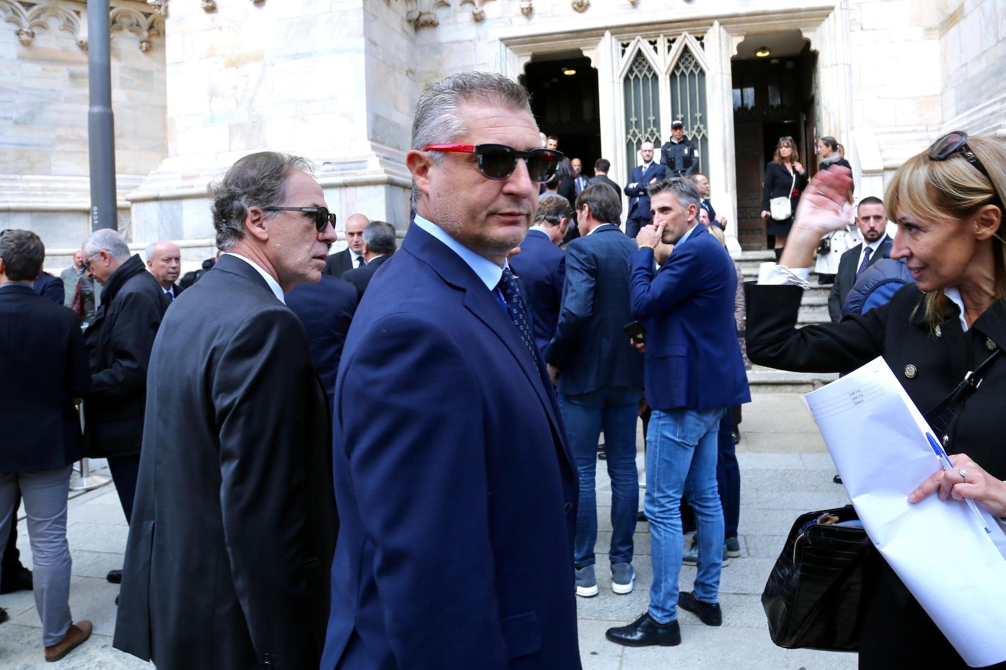 Daniele Massaro (Fotogramma)