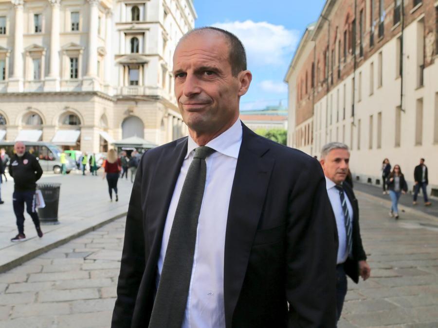 Massimiliano Allegri (Fotogramma)