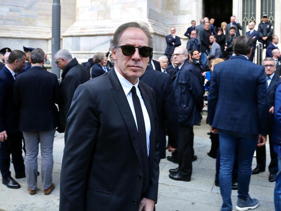 Franco Baresi (Fotogramma)