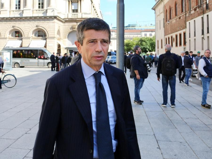 Maurizio Lupi (Fotogramma)