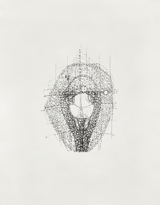Marisa Merz, Senza Titolo, 2018 (Courtesy Treccani Arte)