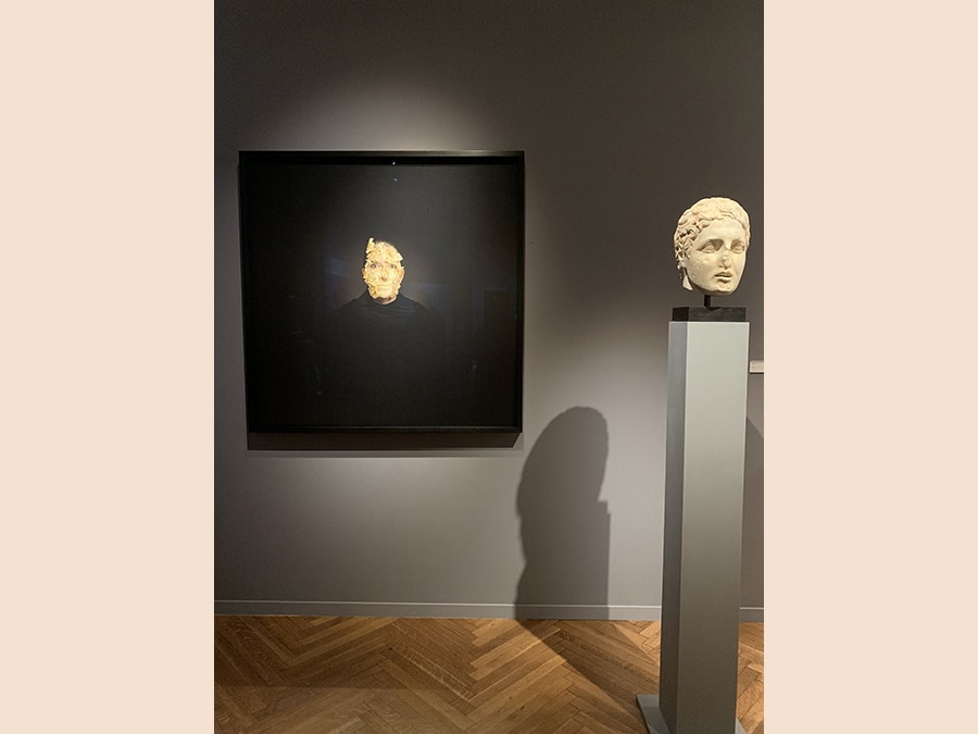 Tefaf cross-collecting a Sean/Kelly