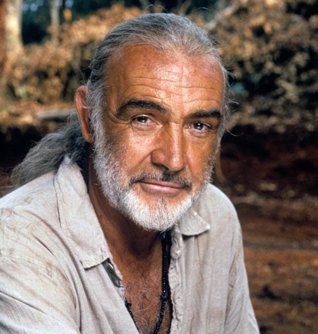 Sean Connery  fotograto da Terry O'Neill   (Marka)