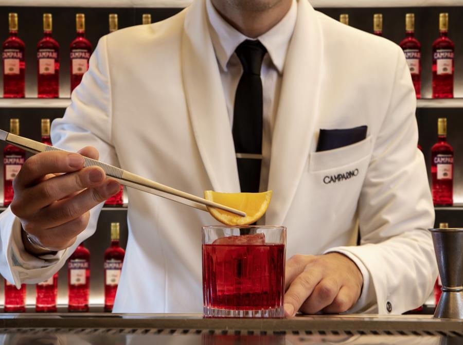 Barman dello Spiritello