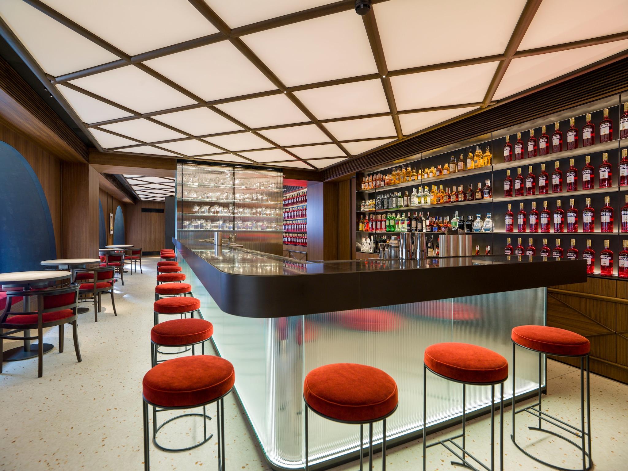 Sala Spiritello Bar Counter