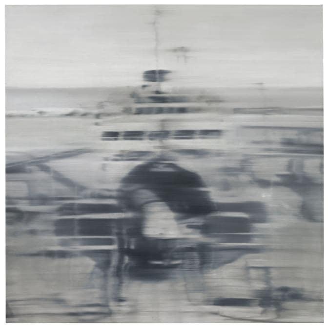 Richter, Vogelfluglinie (Christie's Images)