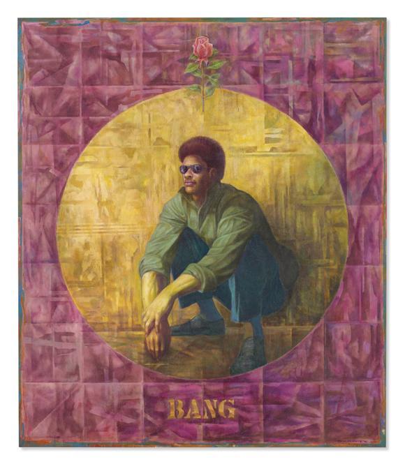 White, Banner for Willie J (Christie's Images)