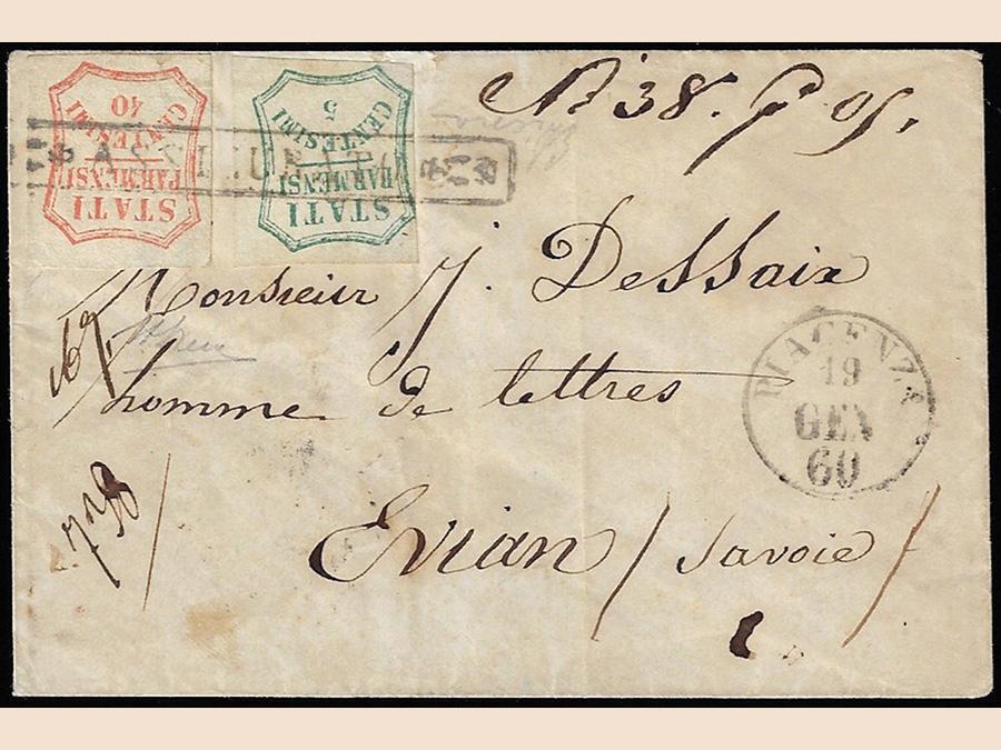 Asta 14 – lotto 500 – Antichi Stati, Parma – realizzo € 28.000,00 + diritti