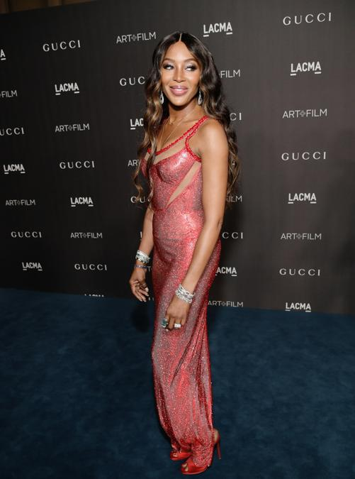 Naomi Campbell (Photo by Neilson Barnard/Getty Images for LACMA)
