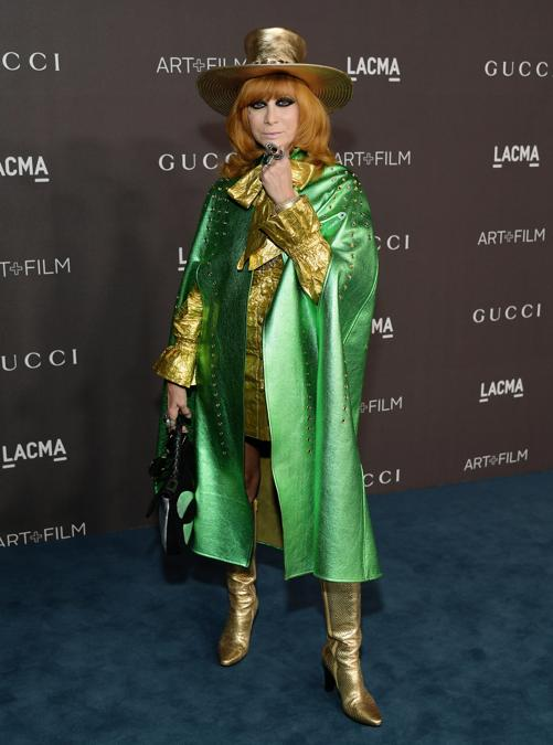 Linda Ramone (Photo by Neilson Barnard/Getty Images for LACMA)