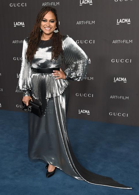 Ava DuVernay. (Photo by Michael Kovac/Getty Images for LACMA)