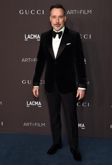 David Furnish (Photo by Michael Kovac/Getty Images for LACMA)