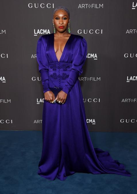 Cynthia Erivo (Photo by Michael Kovac/Getty Images for LACMA)