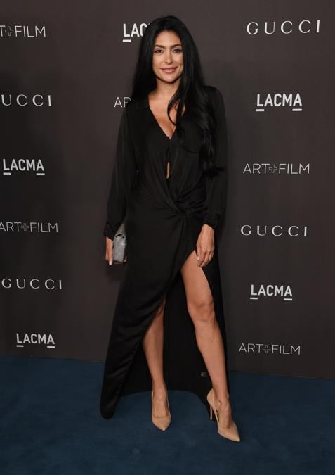 Vanessa Lyon (Photo by Michael Kovac/Getty Images for LACMA)