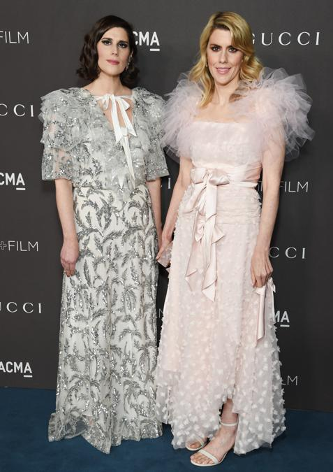 Kate Mulleavy e Laura Mulleav (Photo by Michael Kovac/Getty Images for LACMA)