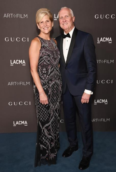 Lynn McCreary e Terry McCreary (Photo by Michael Kovac/Getty Images for LACMA)