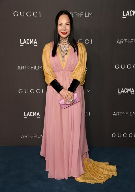 Eva Chow,(Photo by Michael Kovac/Getty Images for LACMA)