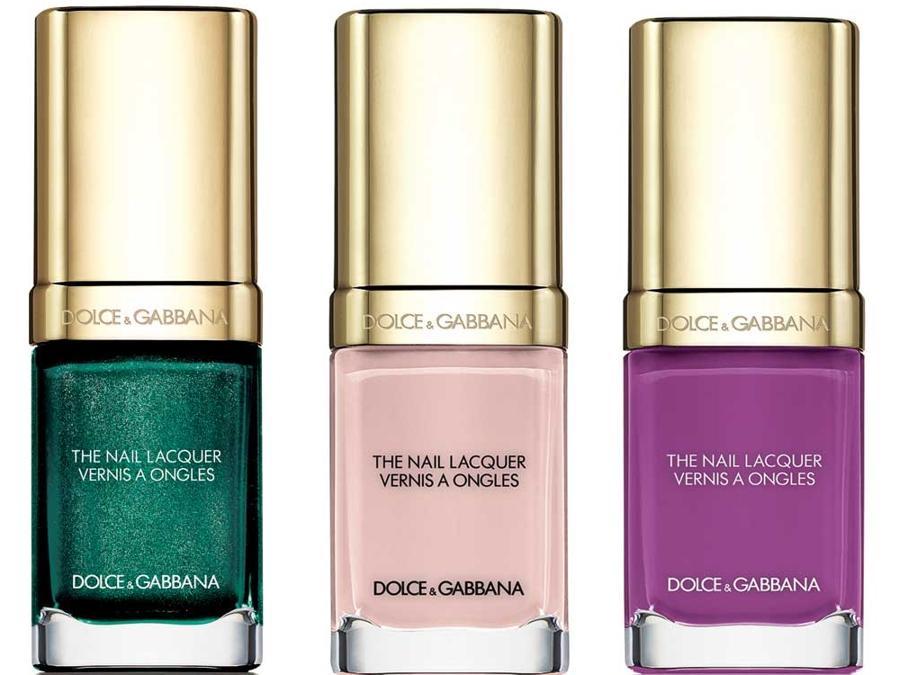 Gli smalti di Eternal Love Collection di Dolce&Gabbana