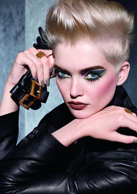Visuel Power Look di Dior
