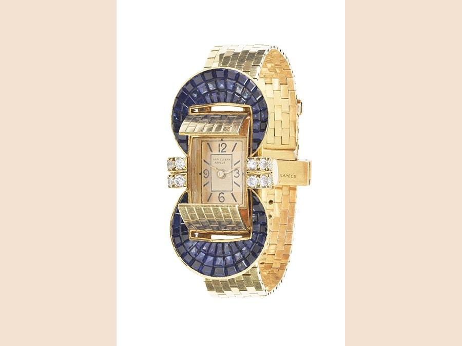 Bracciale-orologio-Ludo-a-volets,1949