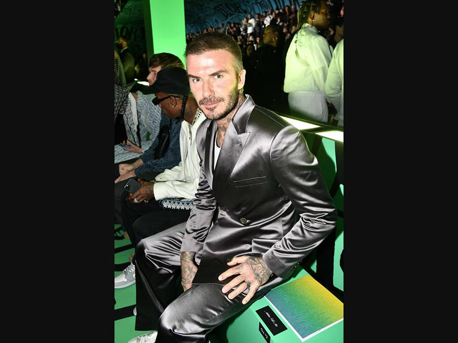 David Beckham fra gli ospiti