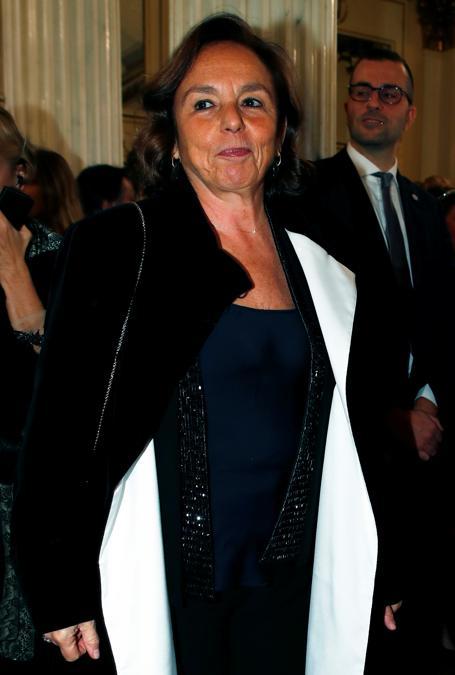 Il ministro dell'Interno,  Luciana Lamorgese. (Reuters/Alessandro Garofalo)