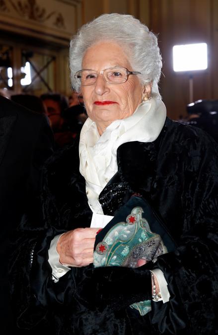 La senatrice Liliana Segre. (Reuters/Alessandro Garofalo)