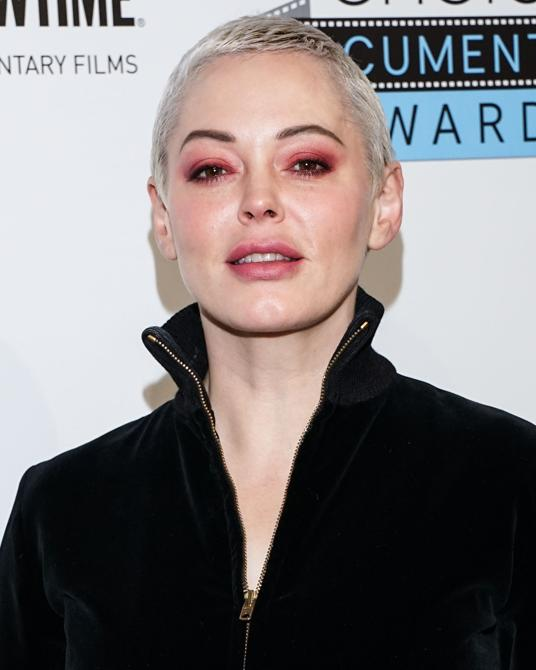 Rose McGowan (AFP)