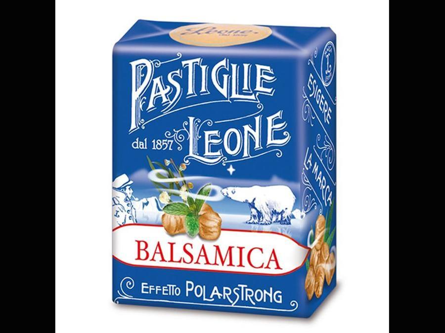 Pastiglie  Leone balsamiche