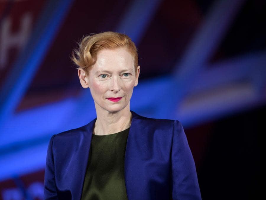 Tilda Swinton  (Photo by FADEL SENNA / AFP)