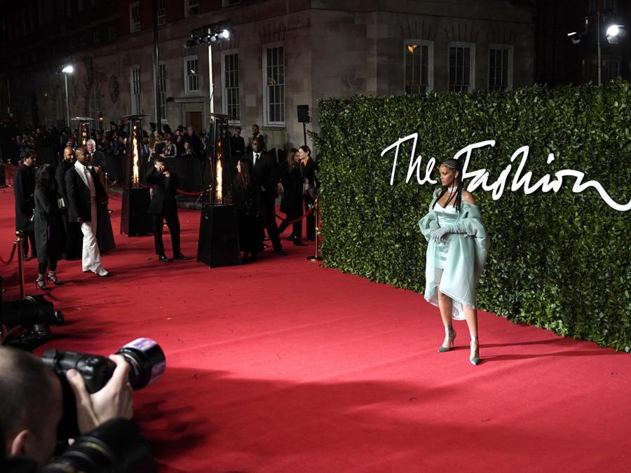 Rihanna  (EPA/WILL OLIVER)