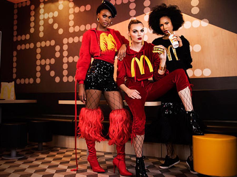 Creazioni di Gert-Johan Coetzee per celebrare i 50 anni del Big Mac