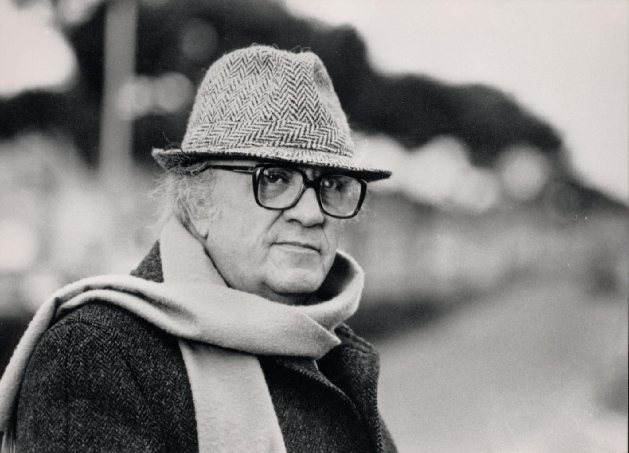 Federico Fellini (Afp)