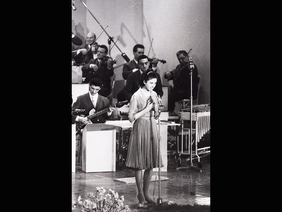 1964. Gigliola Cinquetti