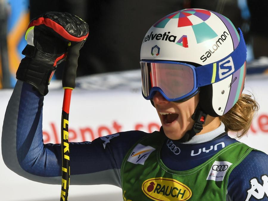 Marta Bassino (EPA/GEORGI LICOVSKI)