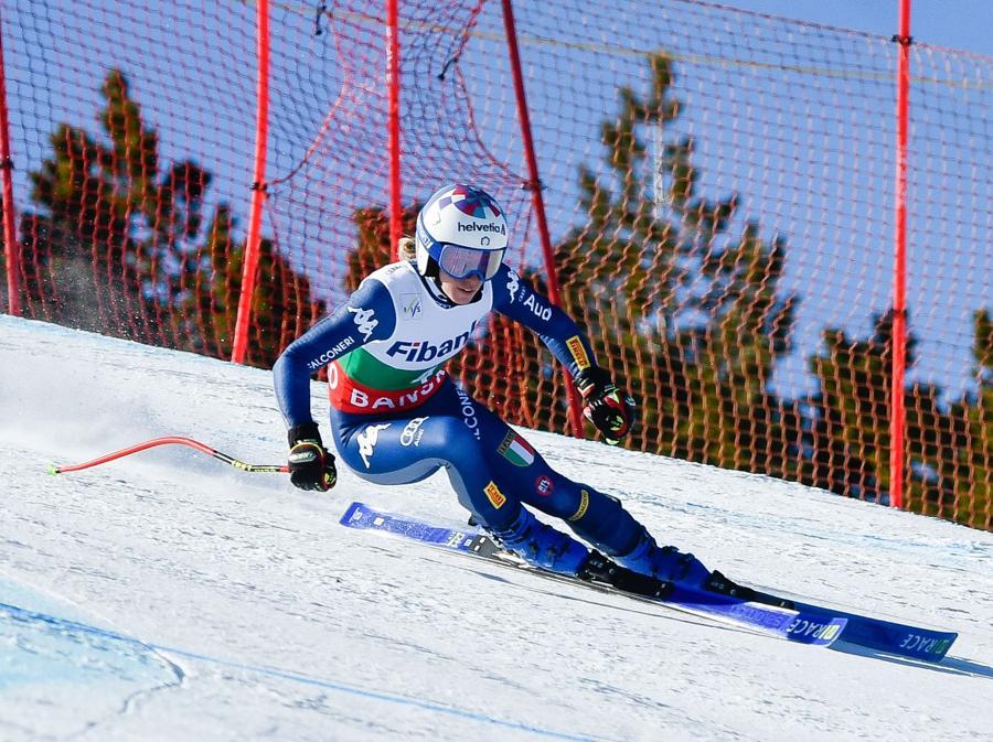Marta Bassino  (NIKOLAY DOYCHINOV / AFP)