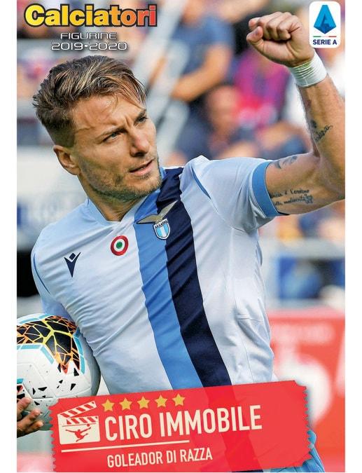Ciro Immobile, goleador della LAZIO