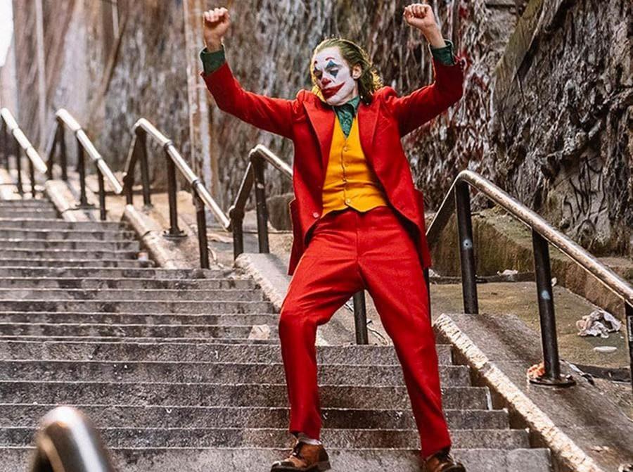 Joaquin Phoenix  in «Joker»