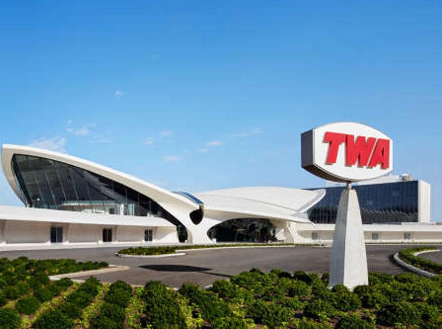 Hotel e resort turistici.  Twa Hotel, New York, USA