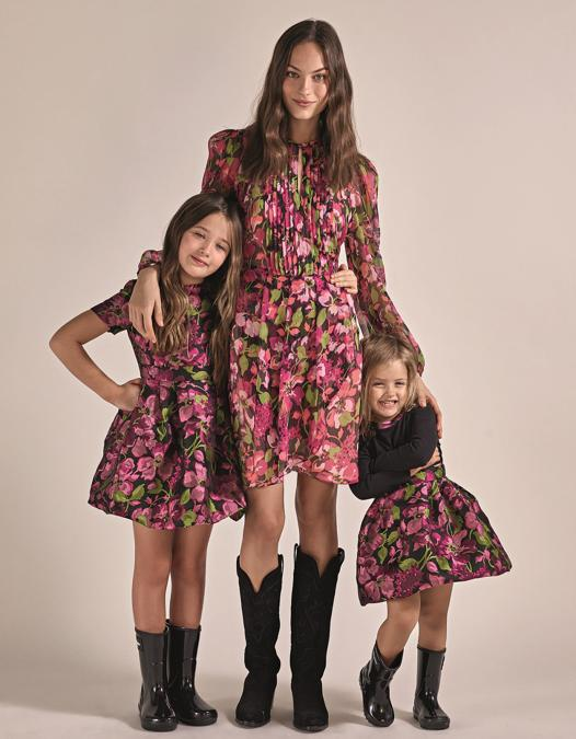 Mini me Twinset Girl